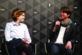 Berlinale Talk - AUDI At The 65th Berlinale International Film Festival