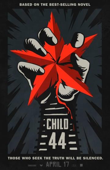 CHILD 44 Propaganda Poster